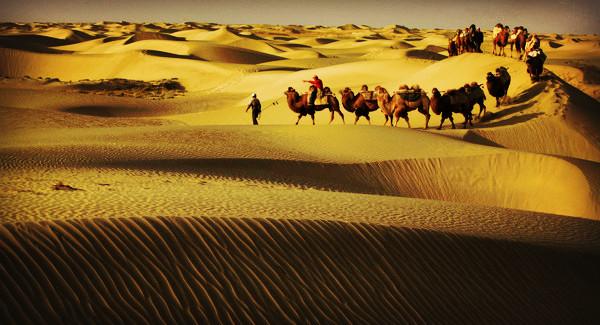 Taklamkan Desert