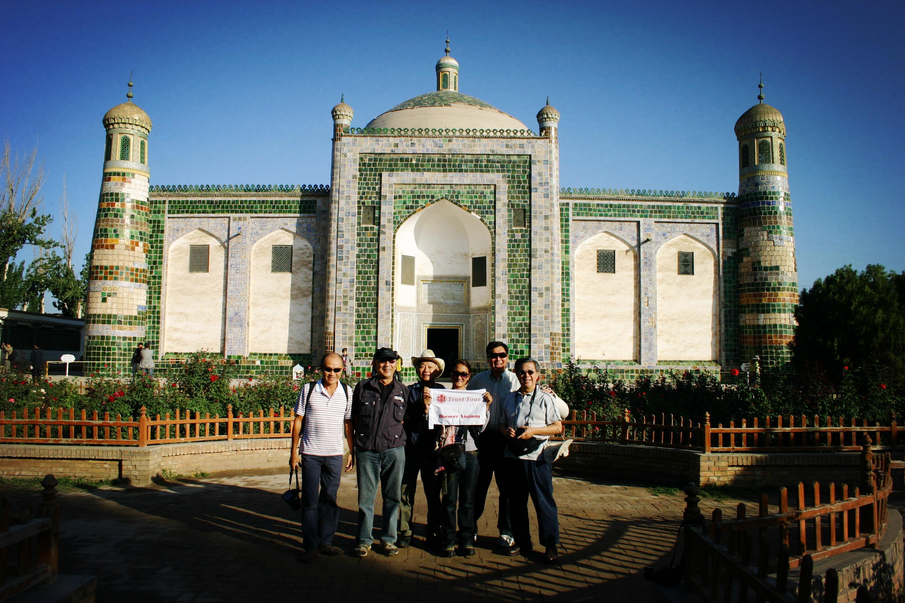 Apark Khoja Mazar