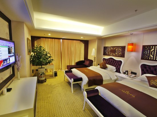 Luxemon Qinibagh Hotel