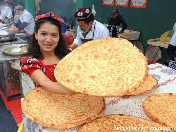 Characteristic Xinjiang Cuisine