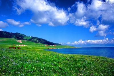Sarym Lake