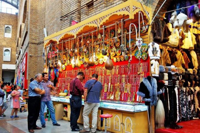 Handicraft streetStreets
