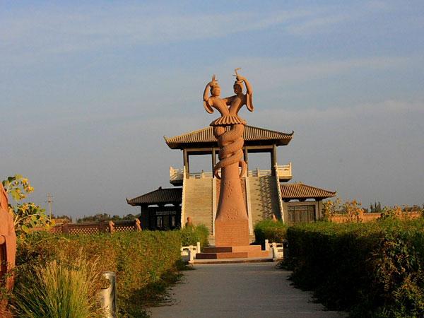 Amanishan Tomb