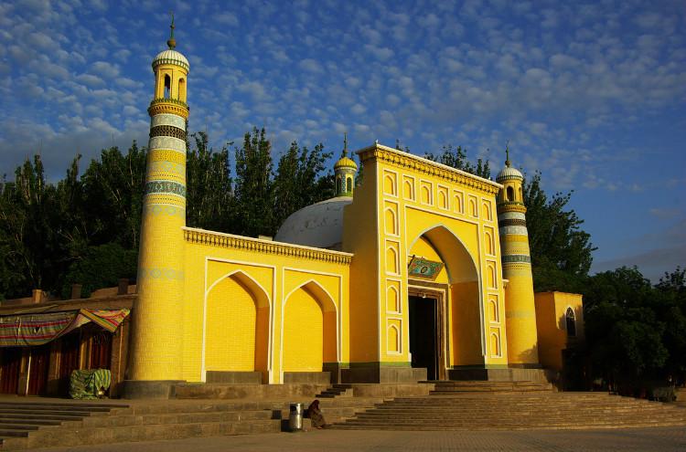 Id Kah Mosque