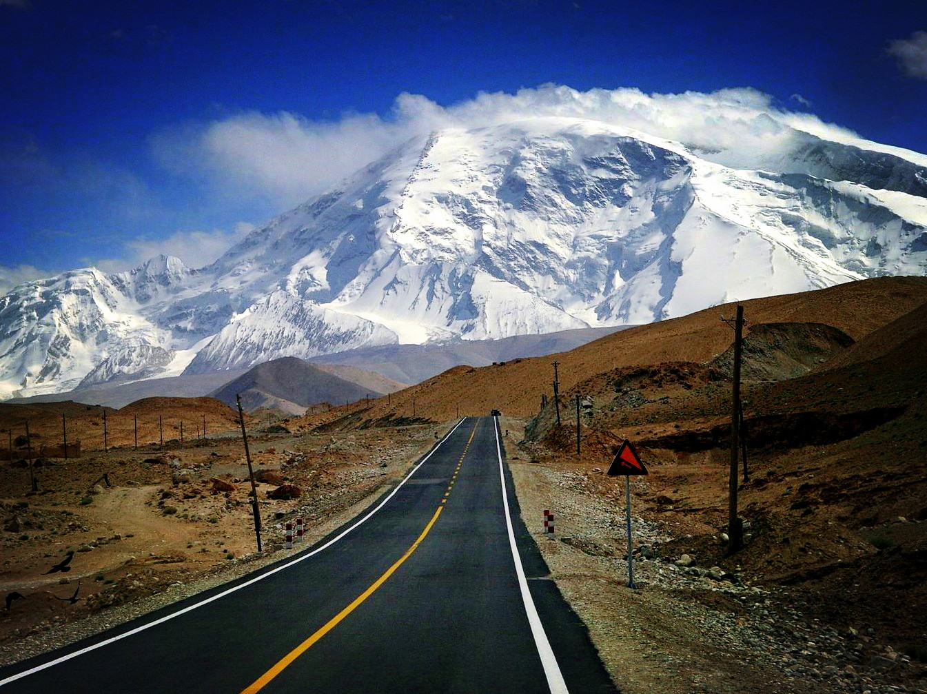 Karakorum high way