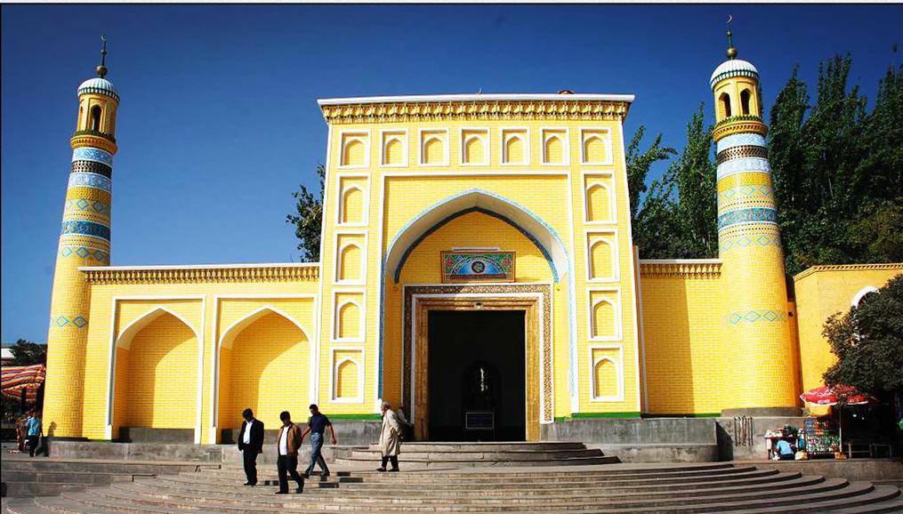Id K ah Mosque