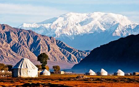 7 Days Kashgar to Bishkek Tour