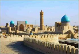 7 Days Uzbekistan Tour