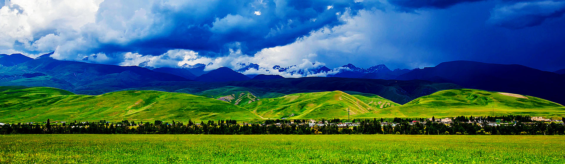 Xinjiang destinations